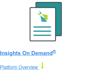 Insights On Demand Platform Overview